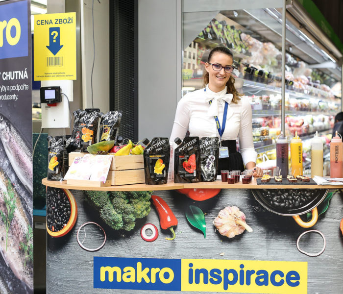 MAKRO rozšiřuje prodejní koncept MAKRO Inspirace