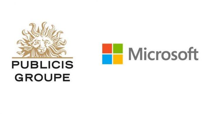 Publicis Groupe a Microsoft oznamují partnerství pro platformu Marcel založenou na umělé inteligenci