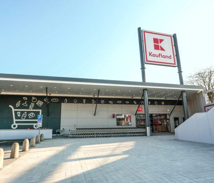 Kaufland otevřel moderní prodejnu v Ústí nad Labem
