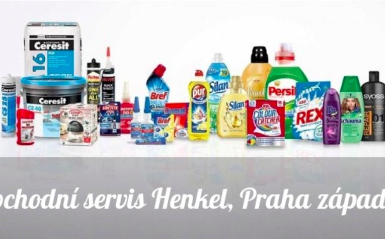 Obchodní servis pro společnost HENKEL, Praha