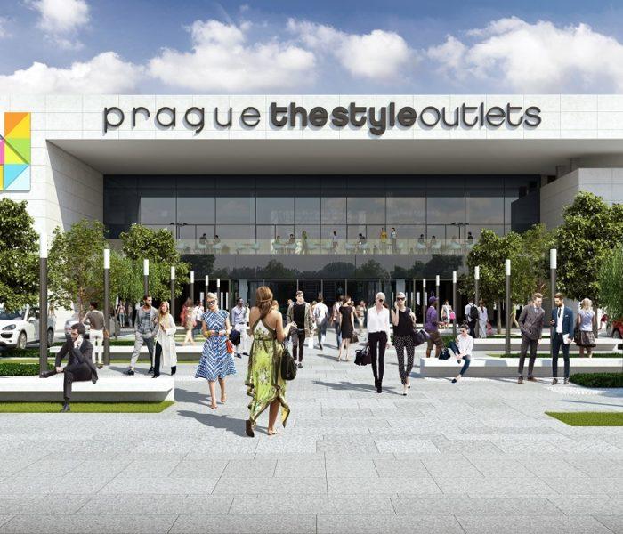 Otevření Prague The Style Outlets se blíží