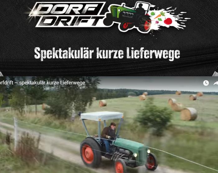 Německý řetězec EDEKA má velmi rychlé doručení čerstvých potravin
