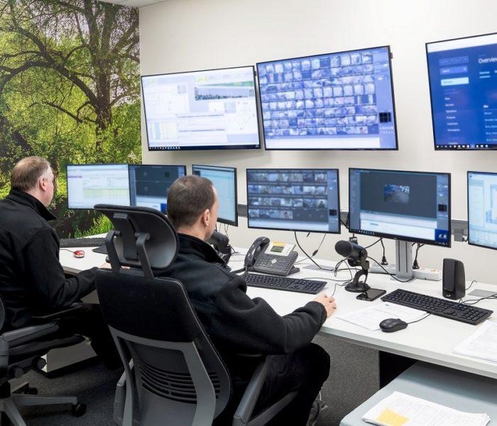 Společnost SECURITAS zahájila provoz nového monitorovacího centra