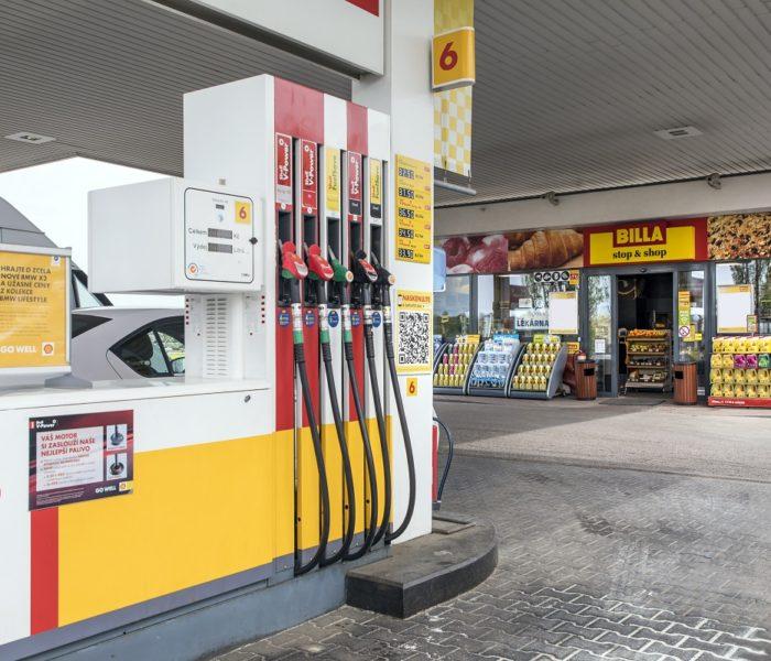 Unikátní koncept BILLA STOP & SHOP je v provozu už na třetině čerpacích stanic SHELL