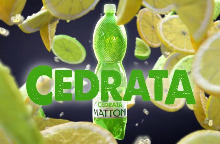 Mattoni uvedla na trh novou příchuť ochucené minerální vody Cedrata