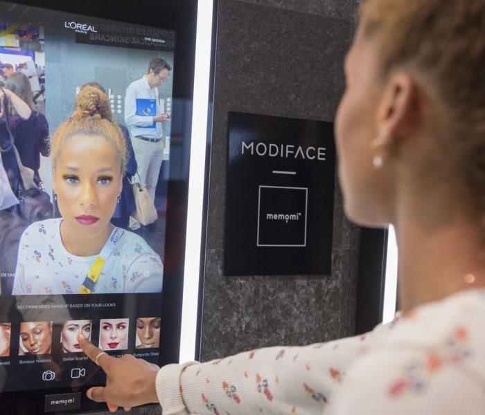 L'Oréal na veletrhu Viva Technology Paris 2018 představil koncept The New Beauty Experience