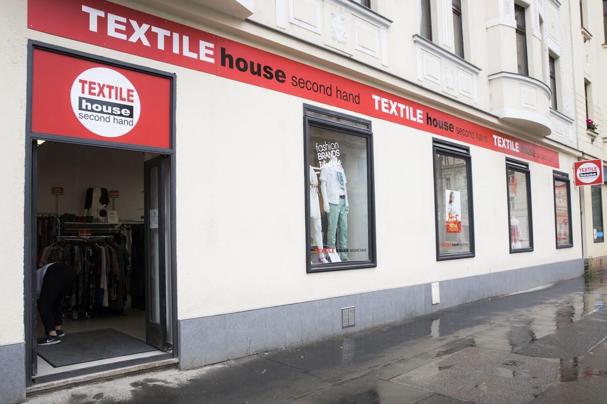 Textile House otevřel novou prodejnu v Praze  7440b2287c