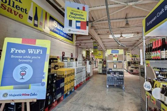 WIFI v místě prodeje