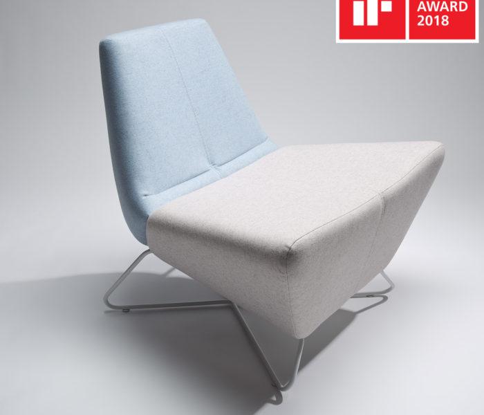 Prestižní ocenění iF DESIGN AWARD 2018 získal český výrobce čalouněného nábytku Böhm Jihlava