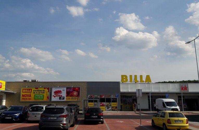 BILLA otevřela novou prodejnu na Praze 9