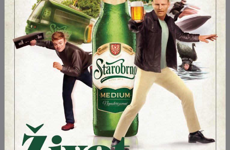 Starobrno vzkazuje milovníkům piva, že život nepočká
