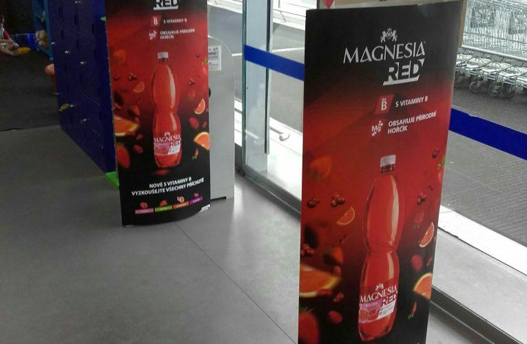 Magnesia Red