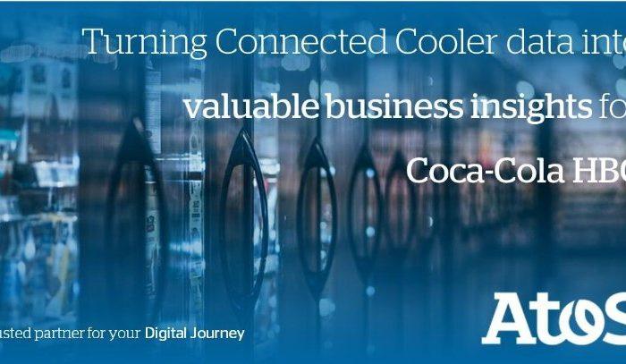 Atos připojí chladicí boxy Coca-Coly k internetu věcí