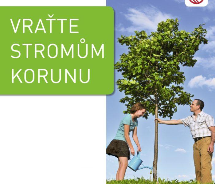 ROSSMANN a Henkel v létě se zákazníky opět podpoří výsadbu nových stromů