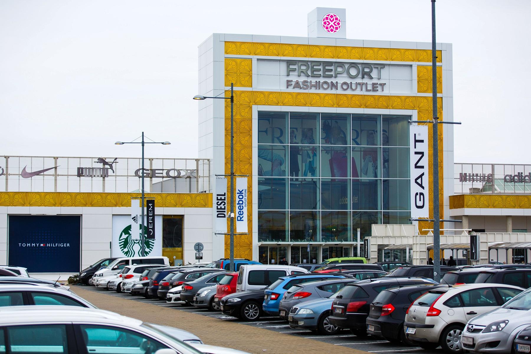 dd21ee6cd67 Nákupní centrum Freeport Fashion Outlet v loňském roce opět pokračovalo ve  svém růstu