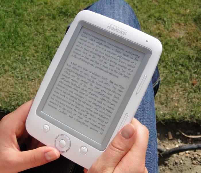 20 let s čtečkami e-knih
