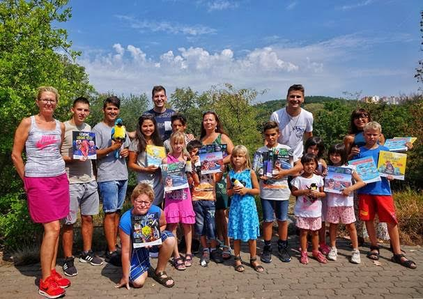 Děti z dětských domovů z Litoměřic a Duchcova si užily den v pražské ZOO