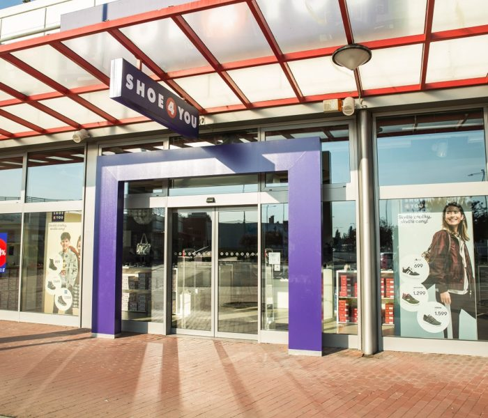 Shoe4You otevírá svoji první prodejnu v České republice