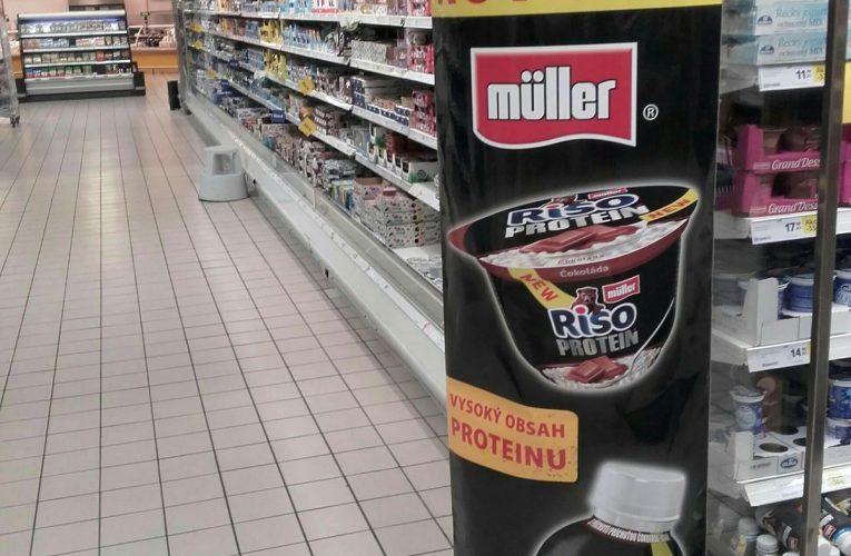 Müllermilch Protein nápoj