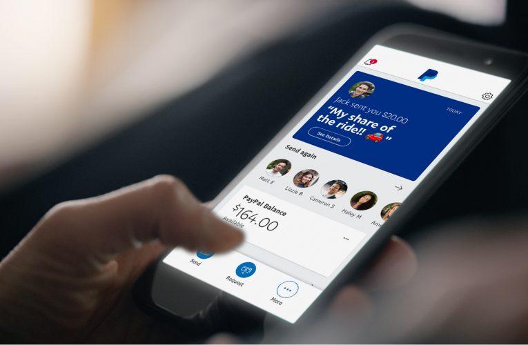 Rychlá, jednoduchá a bezpečná – to je vylepšená mobilní aplikace PayPal