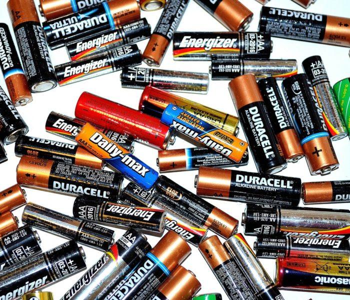 Dnes se slaví Evropský den recyklace baterií