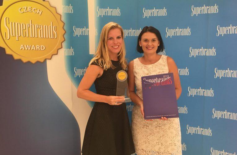 Kaufland již popáté získal prestižní ocenění Czech Superbrands