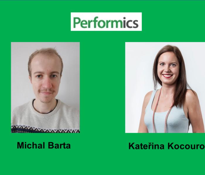 Agenturu Performics posílili Michal Barta a Kateřina Kocourová