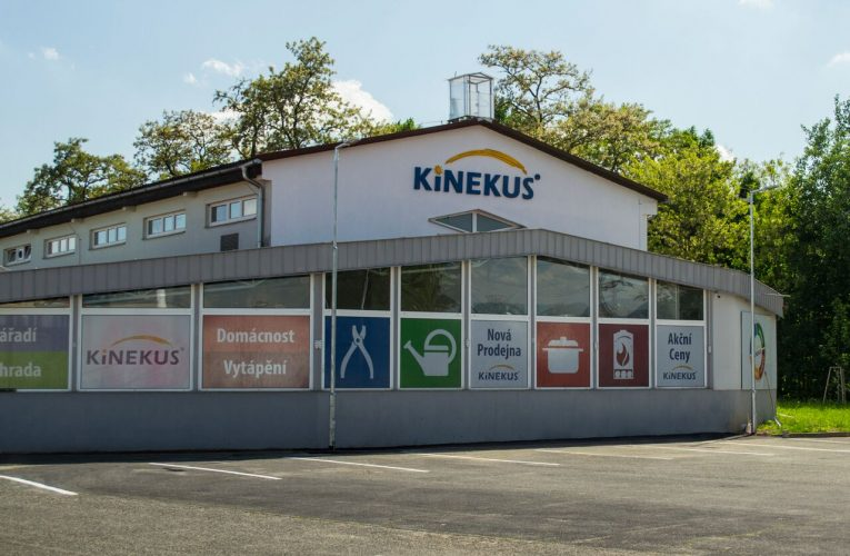 Hobbymarket Kinekus letos dosáhne tržeb 20 milionů korun