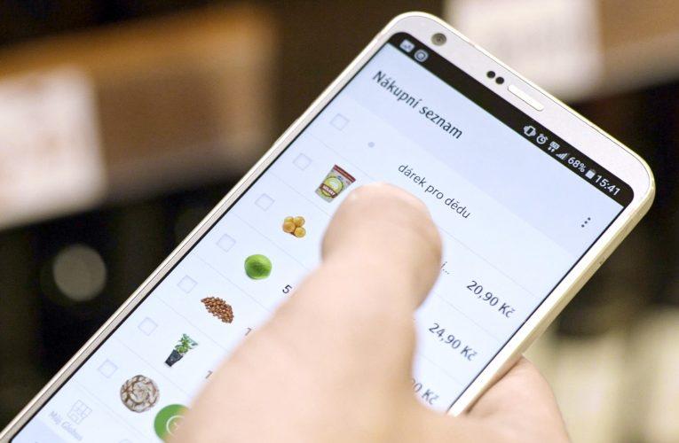Můj Globus je chytrá aplikace sdílící nákupní seznam, která poradí i ušetří čas