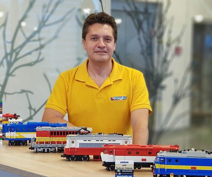 Albert v nové kampani potěší fanoušky stavebnic