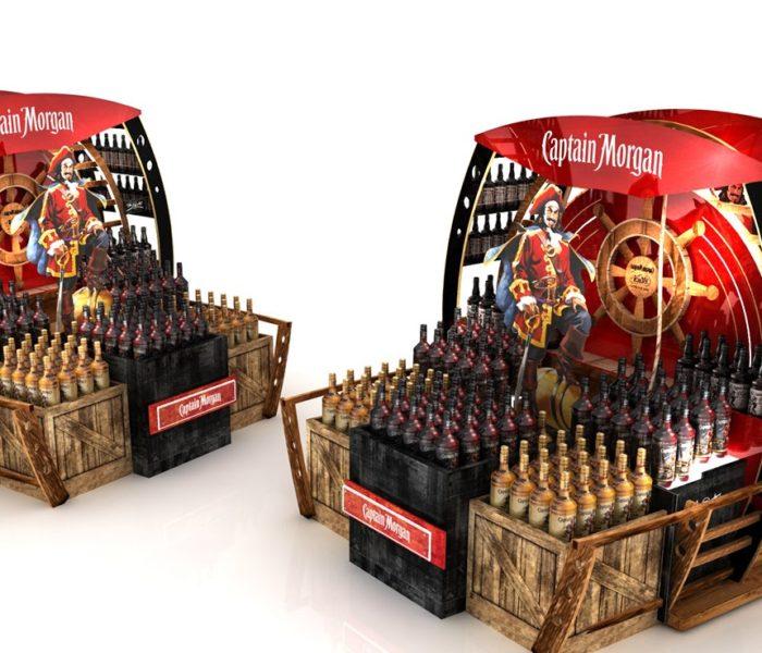 Loď Captain Morgana vyhrála prestižní Shop! Global Awards