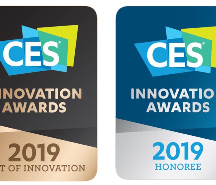 Společnost LG je držitelem ocenění CES 2019 INNOVATION AWARD