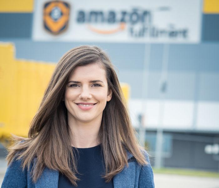 Miroslava Jozová je novou PR manažerkou Amazonu