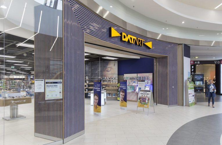 E-shop datart.cz získal cenu popularity a cenu kvality v kategorii elektro v soutěži Shop roku 2020