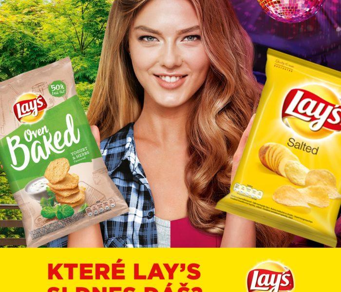 Nejnovější kampaň Lay's představuje své chipsy jako univerzálního společníka