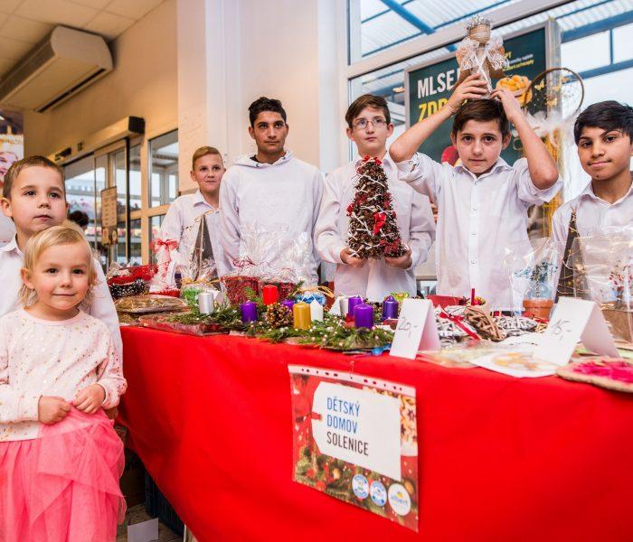 Charitativní Obchůdky sAlbertem utržily přes 590 tisíc korun