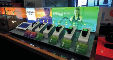 Prodej elektroniky podpoří i dobrý výběr hudby