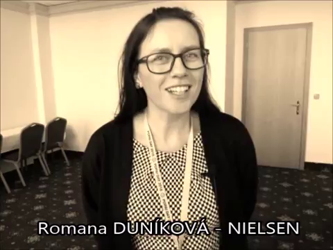 VIDEOANKETA 2. – Romana Duníková – Nielsen