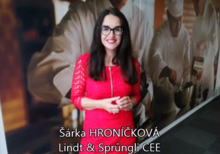 VIDEOANKETA 4. – Šárka Hroníčková – Lindt & Sprüngli