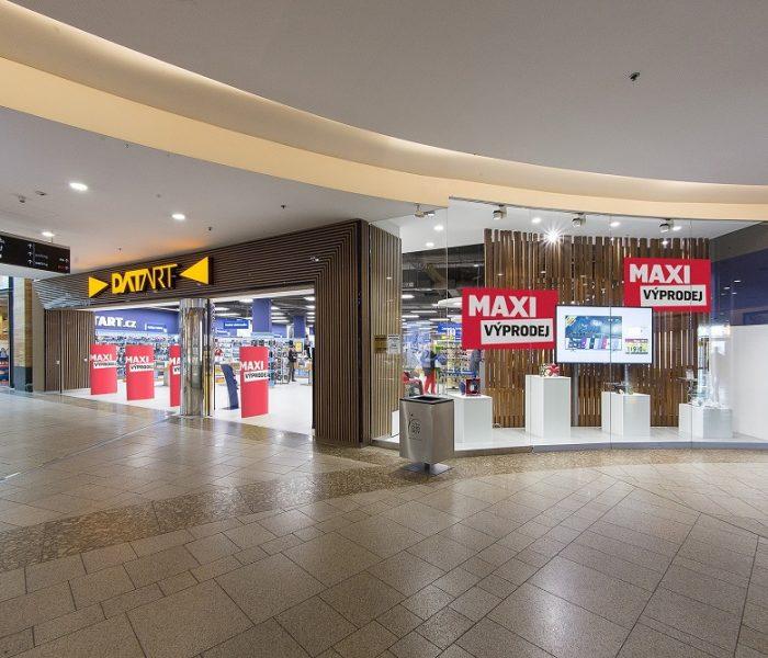 Maxi výprodeje v Datartu jsou již od prvního vánočního svátku