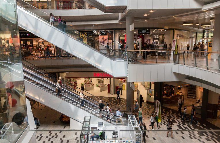 Obchodní centra posilují před Vánoci ostrahu. Hrozí konflikty i kuriózní krádeže