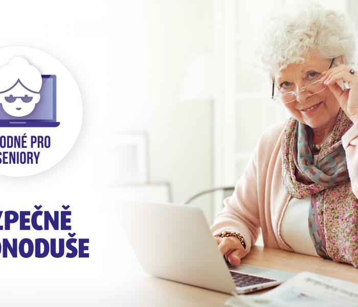 Datart pomáhá seniorům vybrat vhodné technologie