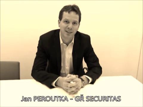 VIDEOANKETA 6. – Jan Peroutka – SECURITAS
