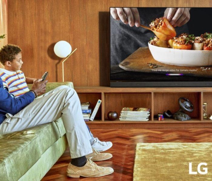Umělá inteligence LG THINQ a procesor ALPHA 9 GEN 2 přinášejí do televizorů LG úplně nový uživatelský prožitek