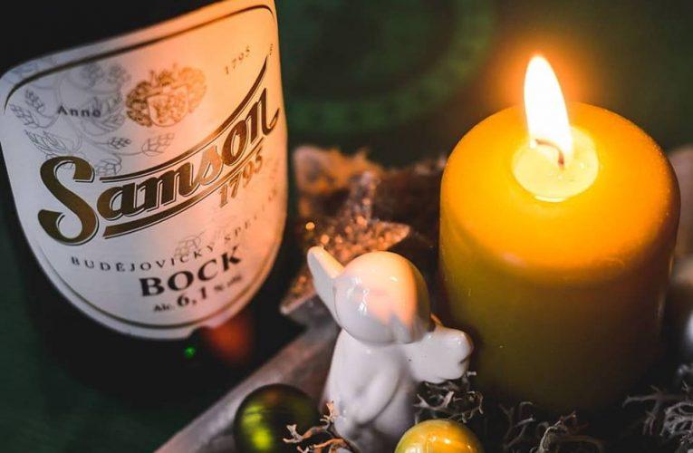 Samson vítá nový rok se speciálem Bock