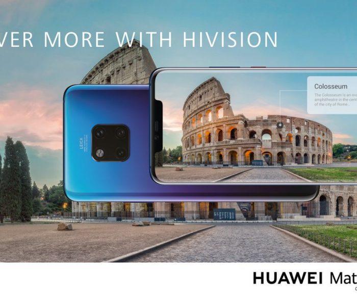 Jak umělá inteligence v telefonech Huawei zjednodušuje život