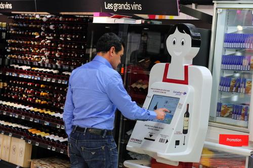 In-store komunikační design – lidé a digitální svět