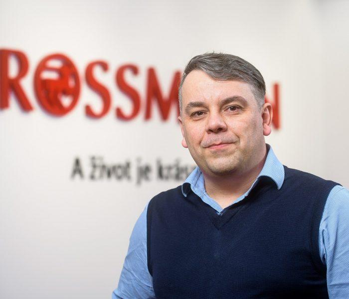 Marek Těthal je novým ředitelem prodeje ve společnosti ROSSMANN