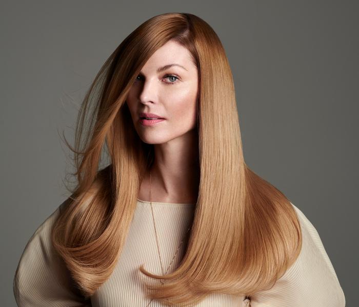 Světová modelka Pavlína Němcová jako nová ambasadorka vlasové kosmetiky Schwarzkopf Professional