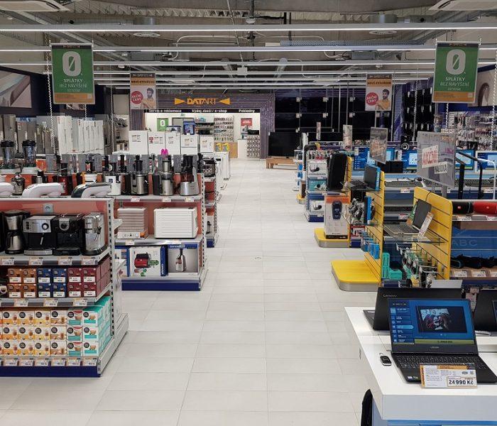Datart otevírá humanizovanou prodejnu v Uherském Hradišti